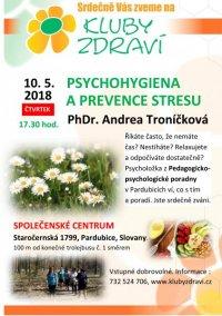37. Psychohygiena