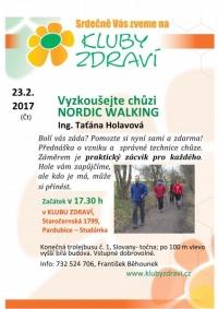 27. Nordic walking